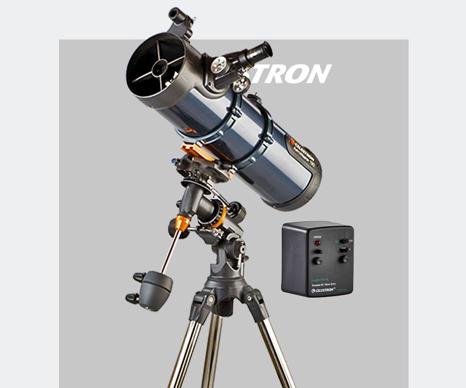 تلسکوپ آماتوری 4