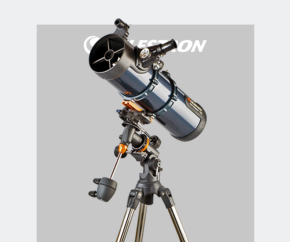 تلسکوپ آماتوری 3