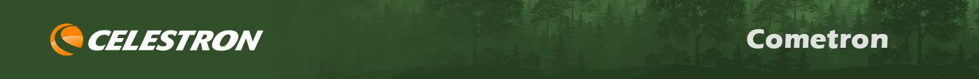دوربین دوچشمی طبیعت و آسمان شب Cometron