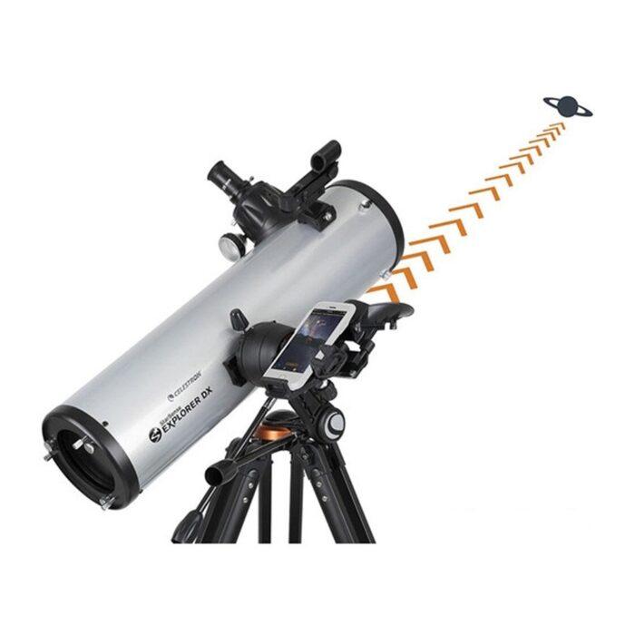 تلسکوپ بازتابی Celestron StarSense 130 AZ