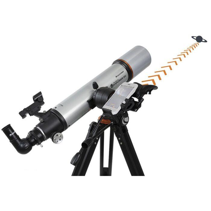 تلسکوپ Celestron StarSense Explorer 102 AZ